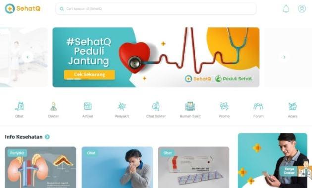 Lebih Dekat Dengan SehatQ.com, Solusi Untuk Kesehatan Keluarga - Website SehatQ
