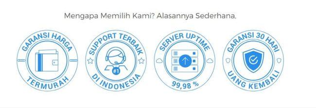 Memilih Web Hosting Murah Terbaik di Indonesia - alasan terbaik