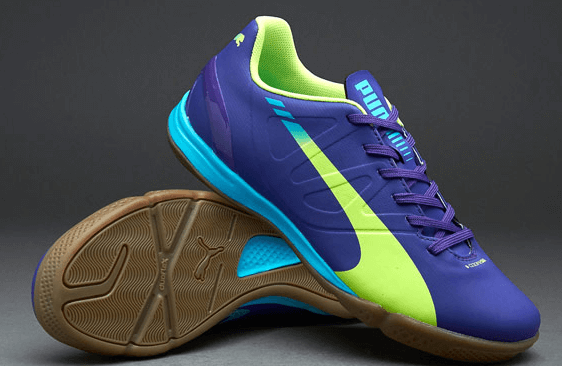 Tips Tepat Memilih Sepatu Futsal Anak - foto sepatu futsal