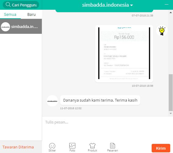 """""""Hampir"""" Belanja Online Gratis, Barang Datang Uang Kembali! - happy ending"""