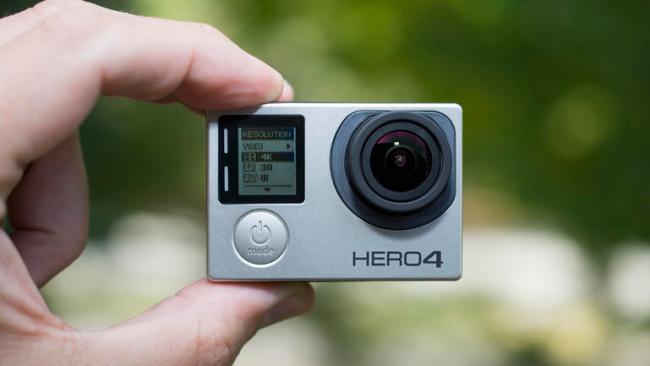 5 Cara Menjadi Content Creator Handal - kamera go pro
