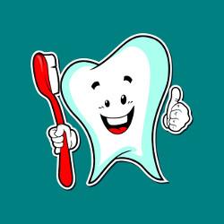 Impian Punya Gigi yang Bagus - membersihkan gigi