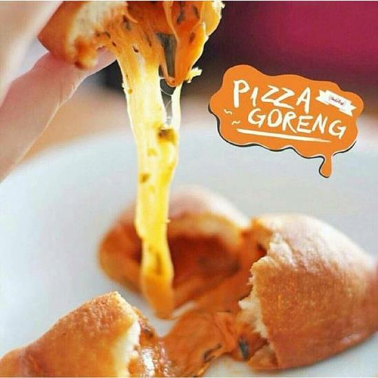 pizza goreng