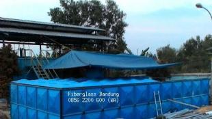 Keunggulan dan Perbandingan Tangki Fiberglass dengan Plat Besi dan Aluminium - tangki fiberglass tangki panel