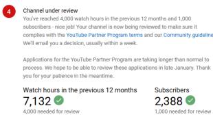 Semakin Ketat Untuk Bergabung ke Youtube Partner - yt
