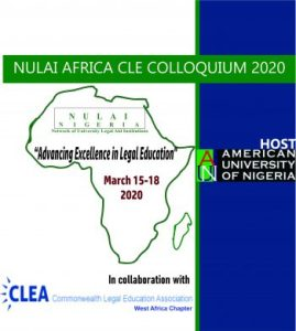 NULAI African Clinical Legal Education Colloquium