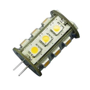 MR11/GU4 18 SMD LED Staaf Warm wit