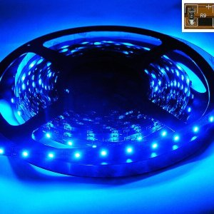 5 Meter Led Strip Blauw 300 LEDs