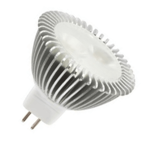 MR16 Dimbare 12 en 24 volt 10-30V Power Led Warm wit