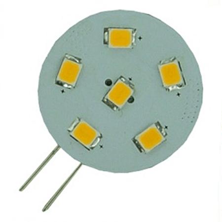 G4 / GU4 6 SMD Warm wit - 12V en 24V-0