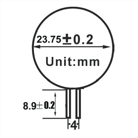 G4 GU4 6 smd rond led lamp boot verlichting multie voltage 10-30v 12v 24v warm wit
