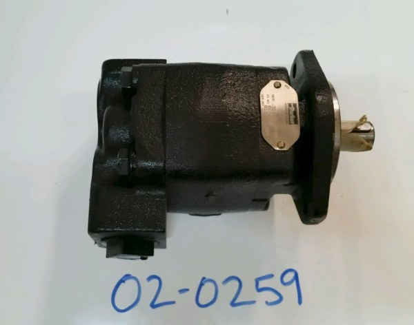 Pump, Hydraulic 18.5 GPM, Marathon 02-0259