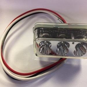 Mini LED Strobe Light 153SC-2