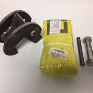 Galbreath Hook and Strap Assembly 5907BO