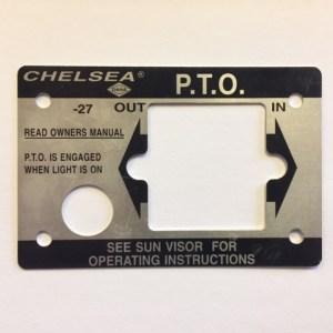 Chelsea Legend Plate 68-P-27