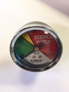 Galbreath Colored Tank Gauge A5421