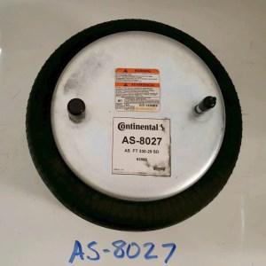 Air Bag, AAS230 Axle AS-8027