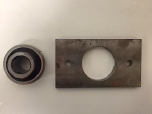 B&B Tarp System Bearing Plate Assembly BB-2600-BPA