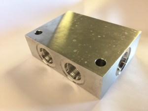 Sun Hydraulics Cartridge Counterbalance CBCA-LHN