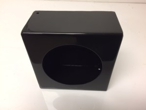 Light Box for Single, Round Lights NL150004