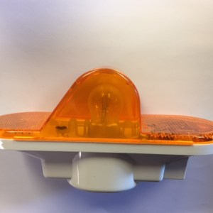 Oblong Amber Side Marker Light NL150049