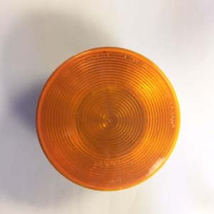 "4"" Round Amber Light NL150703"