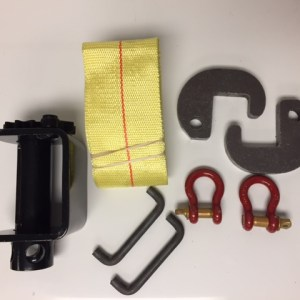 Weld-on Ratchet Strap Kit NL190005