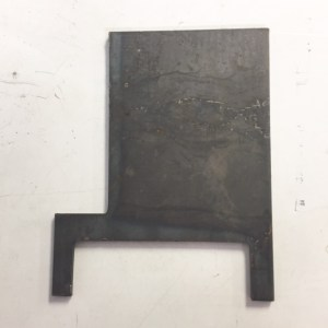 Galbreath Control Mounting Plate NL390030