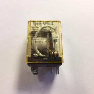 Relay, DPDT 24V NL560056