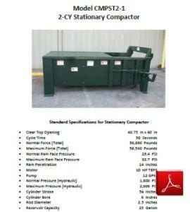 4CY Compactor