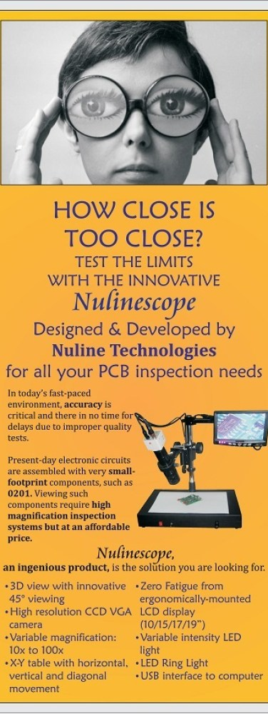 Nulinescope Inspection System - Nuline Technologies