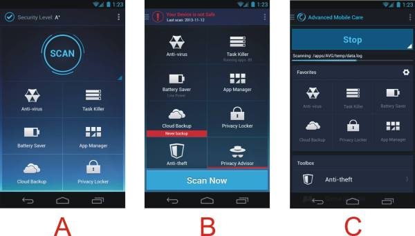 Advanced Mobile Care App Android Free Download