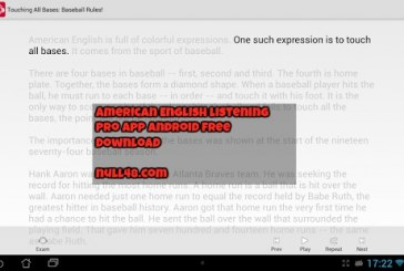 American English Listening Pro App Android Free Download