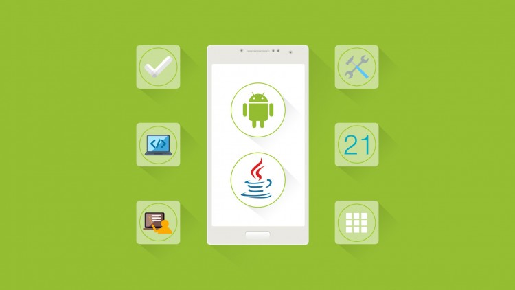 Udemy - Android Classroom Training - 49 Projects Included