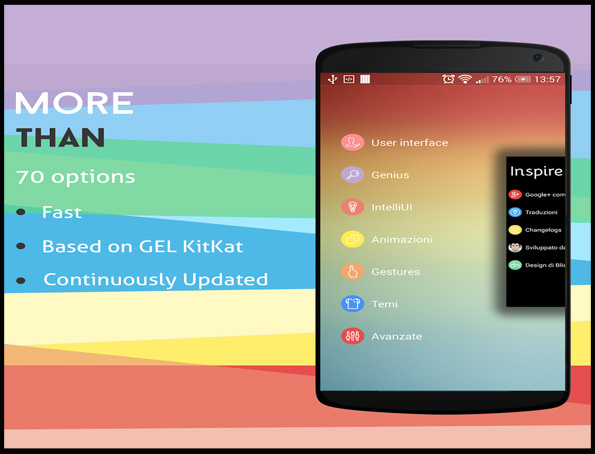 Inspire Launcher Android Free Download