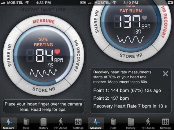 Instant Heart Rate Pro App Android Free Download