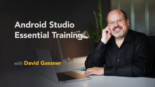 Lynda - Android Studio Essential Training