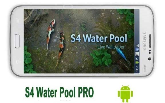 S4 Water Pool PRO Android Free Download