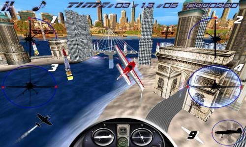 AirRace SkyBox Game Android Free Download