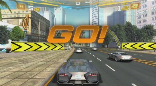 Asphalt 7 Heat Gaame Android Free Download