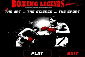 Boxing Legends 3D Game Android Free Download