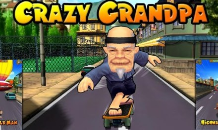 Crazy Grandpa Game Android Free Download