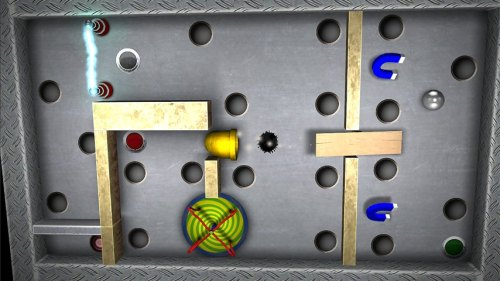 Crazy Labyrinth 3D Game Android Free Download