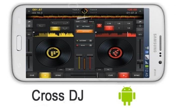 Cross DJ App Android Free Download