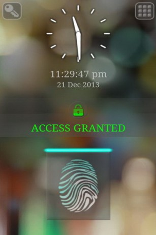 Fingerprint Lock Screen App Android Free Download