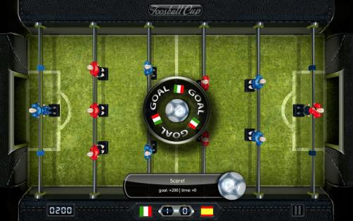 Foosball Cup Game Android Free Download