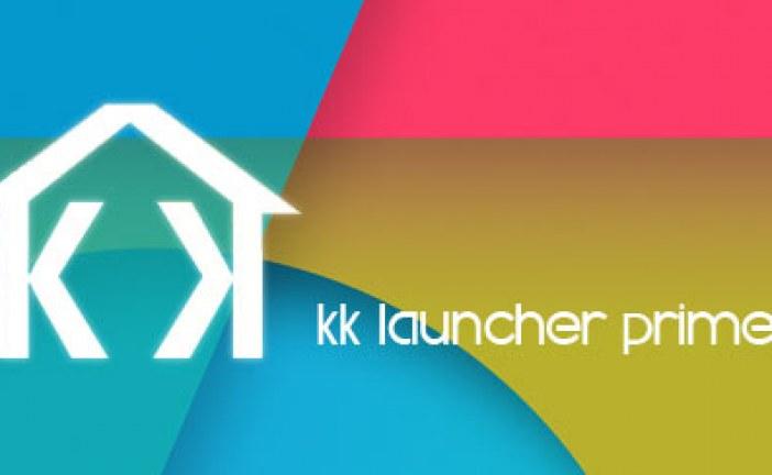 KK Launcher Prime Apk Android Free Download