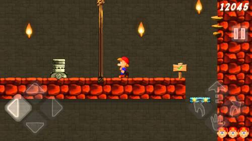 Marv The Miner 3 The Way Back Game Android Free Download