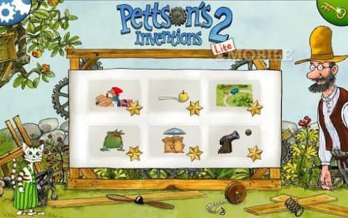 Pettson's Inventions 2 Game Android Free Download