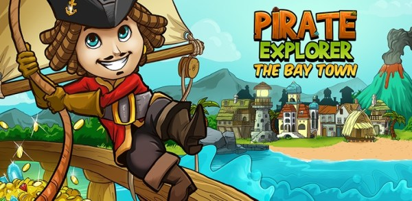 Pirate Explorer The Bay Town Game Android Free Download